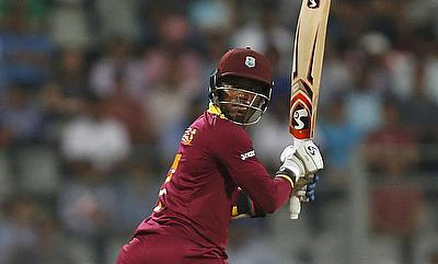 West Indies drop Marlon Samuels for Zimbabwe tri-series