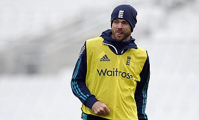 James Anderson to join England squad in India