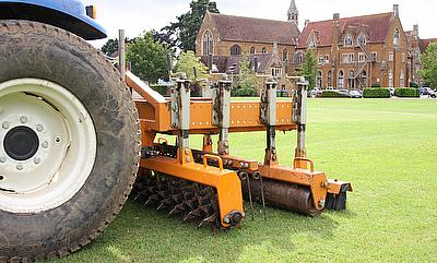 The SISIS Quadraplay single pass maintenance system has been creating impact in Bloxham School