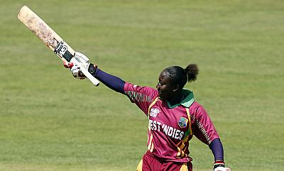 Stafanie Taylor scored 51-ball 90 for West Indies