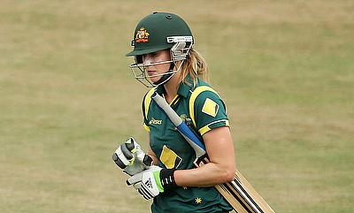 Ellyse Perry scored 93 runs and picked two wickets as well