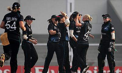 New Zealand completed the series with a 5-0 victory