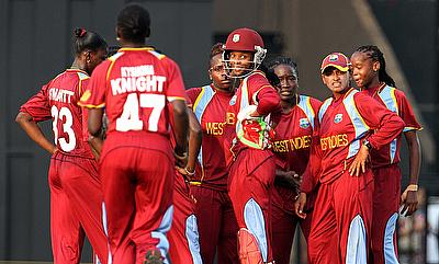 West Indies completed a 3-0 series whitewash