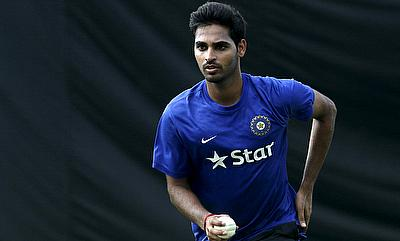 Bhuvneshwar Kumar joins Indian squad for final three Tests against England