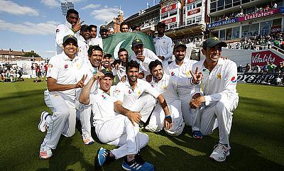 Pakistan had mixed success this year so far