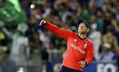 Eoin Morgan set to captain England in limited overs series against India