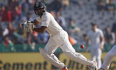 Parthiv Patel scored an unbeaten fifty on his comeback game