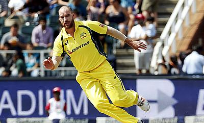 John Hastings is second in the list of leading wicket takers in ODIs in 2016