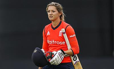 Sarah Taylor was also included in the list of players, who were awarded two-year contracts.