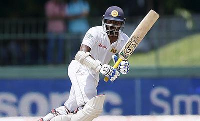 Kusal Perera scored a half-century opening the innings