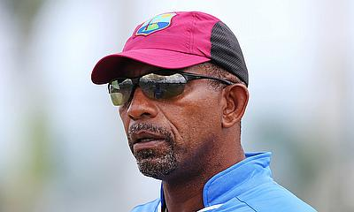 Phil Simmons has coached Ireland and West Indies previously