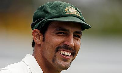 Mitchell Johnson is set to make his debut in Big Bash League alongside Ian Bell