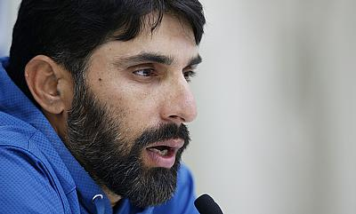 Pakistan confident and determined ahead of Melbourne Test - Misbah