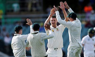 Jackson Bird was impressive once again for Australia