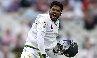 Azhar Ali was among the runs once again