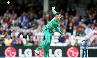 Johan Botha scored an unbeaten 30 and picked a wicket as well
