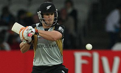 Neil Broom slammed his maiden ODI century in the second game against Bangladesh