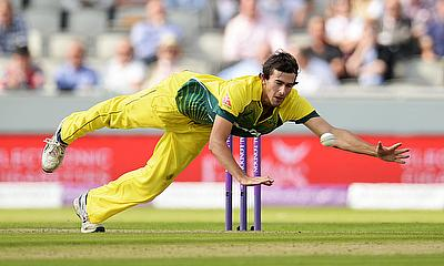 Ashton Agar played a vital role in Perth Scorcher's victory