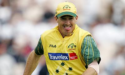 Brad Hogg was also the man of the match for his performance