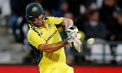 Mitchell Marsh scored an unbeaten 44 and picked a wicket as well