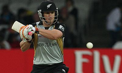 Neil Broom made a grand comeback into the New Zealand side after six years