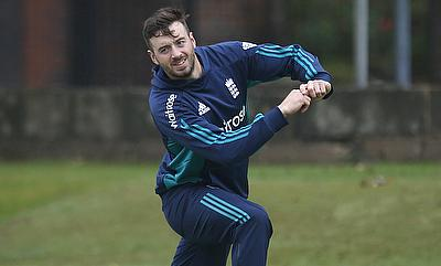 James Vince has joined the Sydney Thunder squad