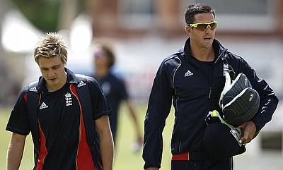 Luke Wright (left) and Kevin Pietersen will key to Melbourne Stars' success