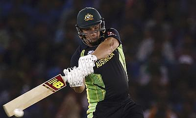 Aaron Finch was dropped due to poor form
