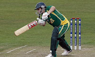 Mignon du Preez made a vital contribution for South Africa
