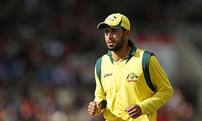 Fawad Ahmed registered figures of 14 for four