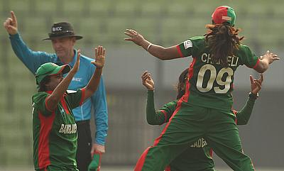 Bangladesh came up with a clinical bowling performance