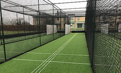 New Practice Nets Facility Further Boosts Cricket At St Edward's