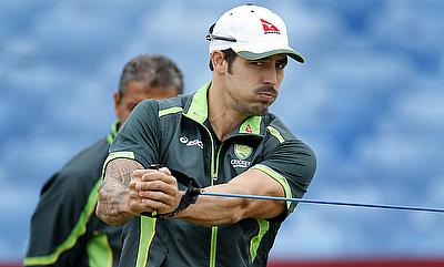 Mitchell Johnson is set to resume his rivalry against Kevin Pietersen