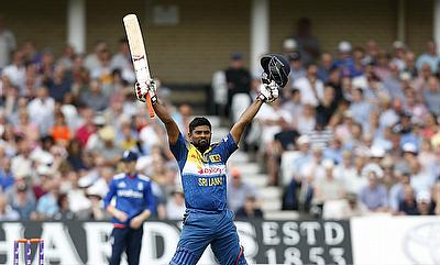Seekkuge Prasanna scored unbeaten 37 from 16 balls