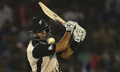 Ross Taylor has over 1,000 runs in T20Is for New Zealand