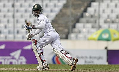 Mominul Haque returns to the squad after missing Christchurch Test due to injury