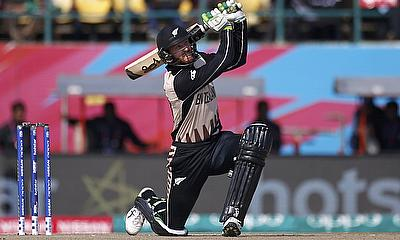 Martin Guptill scored 61 in the first game in Auckland
