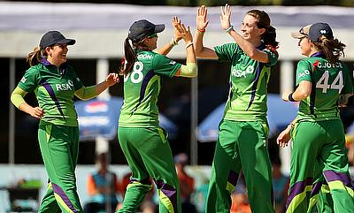 Ireland started the tournament with an easy win over Zimbabwe