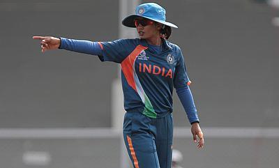Mithali Raj scored unbeaten 70 off 62 deliveries