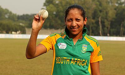 Shabnim Ismail picked three wickets and conceded just 30 runs