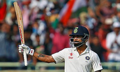 Virat Kohli smashed a word record for most runs in a domestic season