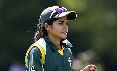 Javeria Khan scored a brilliant century