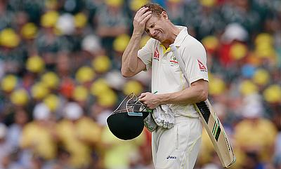 Adam Voges has an average close to 62 in Test cricket