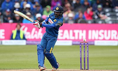 Upul Tharanga top scored with a unbeaten 47 in the chase