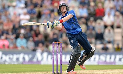 Sam Billings played a responsible knock in the chase