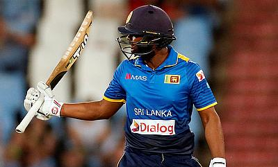 Asela Gunaratne scored a match-winning fifty in the chase