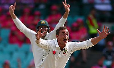 Steve O'Keefe picked three wickets on the final day