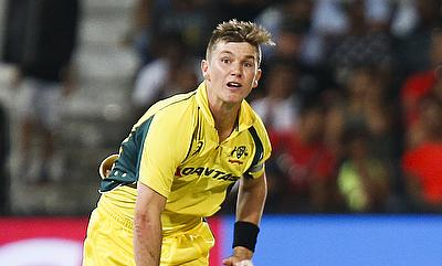 Adam Zampa came up with a man of the match performance
