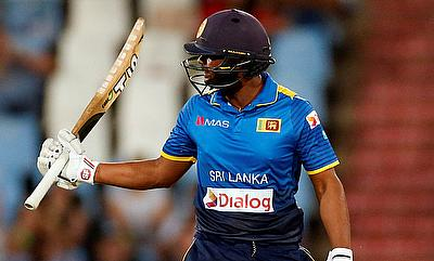 Asela Gunaratne had an outstanding season in limited overs format for Sri Lanka