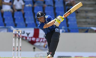 Sam Billings scored his second half-century opening the innings